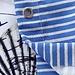 Douchegordijn Polyester Oceaan Ster