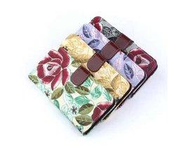 Cases voor Samsung Galaxy S6 met Bloemen Design