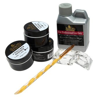 Nagel Acryl Set Met Pen