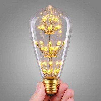 Lamp Voor E27 Fitting En Vermogen Van 3 Watt