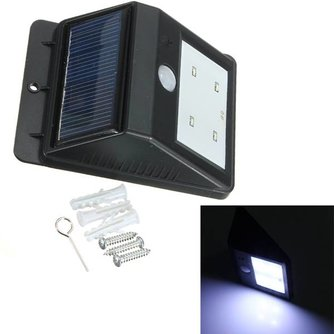 Tuinlamp Met Sensor