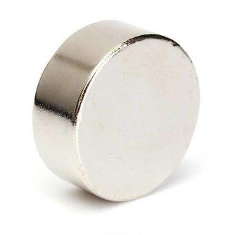 Magneetje N50 25 x 10mm