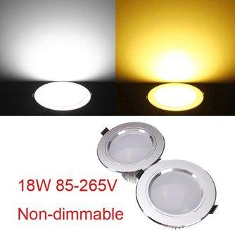 18 Watt LED Lamp Voor Het Plafond