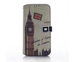 Big Ben Hoesje Voor De Samsung Galaxy S5 i9600