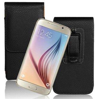 PU Leren Hoesje Voor Samsung Galaxy S6