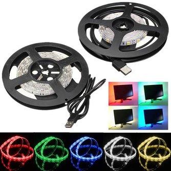 LED Strip Met USB Kabel