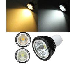 LED Spot In Twee Kleuren Met GU10 Fitting
