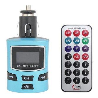 MP3 Speler Voor Je Sigarettenaansteker