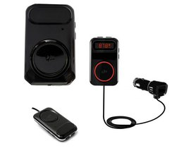 Audio FM Transmitter