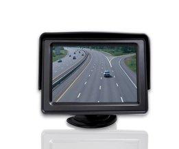 10.9 CM Display Voor in de Auto