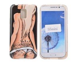 Hoesje Voor S5 Mini Samsung