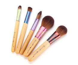 Set Make-Up Brushes (5 Stuks)