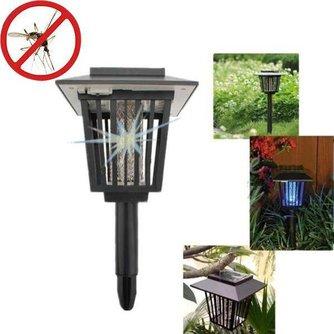 Solar Insectenlamp Voor In De Tuin