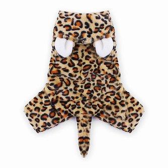 Hondenpakje Luipaard M