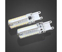 LED Lamp G9 Dimbaar