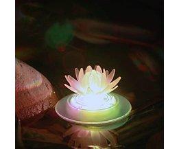 LED Lamp Voor Vijver Op Zonne-Energie
