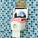 Toiletpapierhouder En Telefoonstandaard