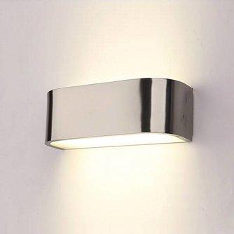 Aluminium Wandlamp