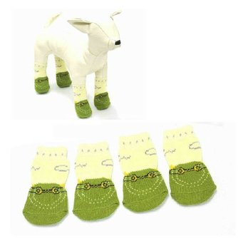 Hondensok Anti-Slip