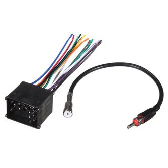 Kabelboom En Adapterstekker Voor Je BMW