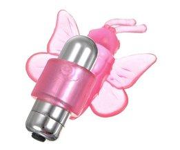 Vibrator Butterfly met 7 Functies
