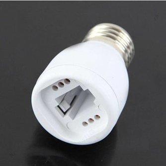 E27 Socket naar G24 Adapter