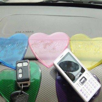 Anti-Slip Matje Auto Hartvormig