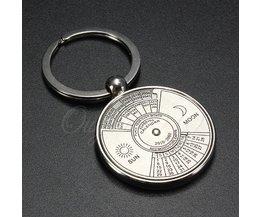 Sleutelhanger Kalender 2010-2060