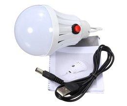 Oplaadbare LED Lamp 5W
