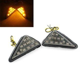 LED Knipperlichten Motor  Driehoekig