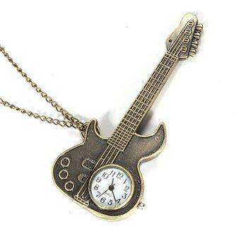Gitaar-Horloge