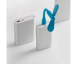 Mini-Ventilator met USB