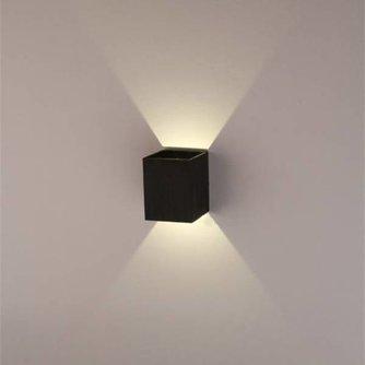 Vierkante LED Lamp