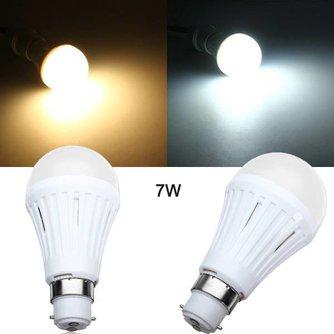 7W Dimbare LED Lamp Met B22 Fitting