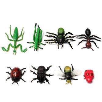Plastic Insecten