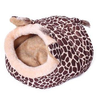 Hondenhuisjes Giraffe