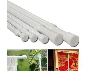 Douche Gordijn Rails : Verstelbare gordijnrails cm kopen i myxlshop tip