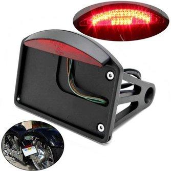 Achterlamp Voor Motor