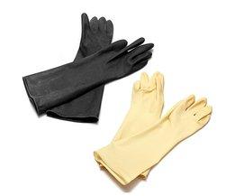 Beschermende Rubber Handschoenen