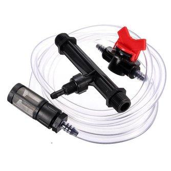 Kunstmest Injector Venturi met Filter