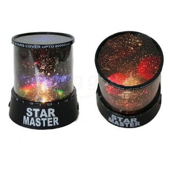 Laser Stars Projector Nachtlamp