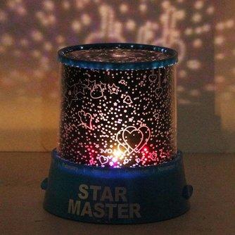 Disco Led Lamp Staand met Muziek