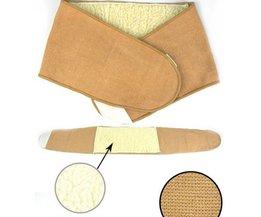 Heerlijk Warme Elastische Tailleband van Imitatie Wol