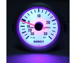 Turbodruk Meter