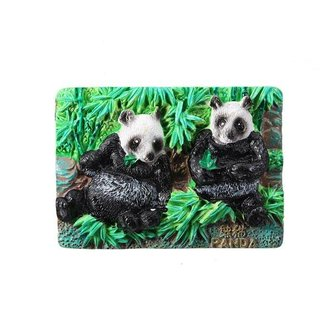 Koelkastmagneet Panda Beijing