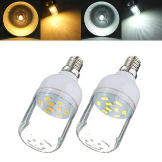E12 Lichtpeertje met SMD 5730 LED