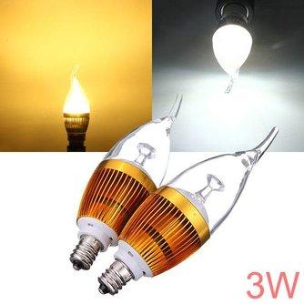 LED Vlam Lichtpeertje