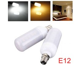 LED Lamp met E12 Fitting