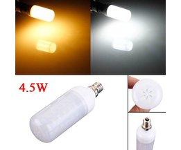 Matte LED Lichtpeer