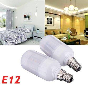 Lamp met 27 LEDs en E12 Fitting